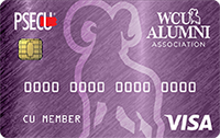 West Chester Founder's Alumni Card