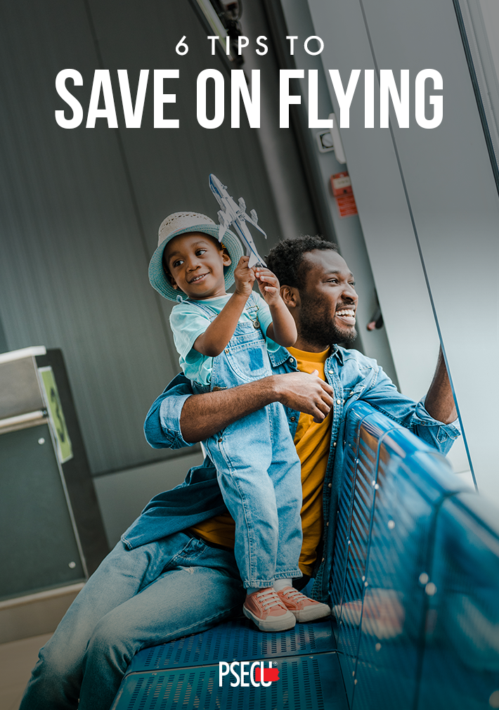 save on flying