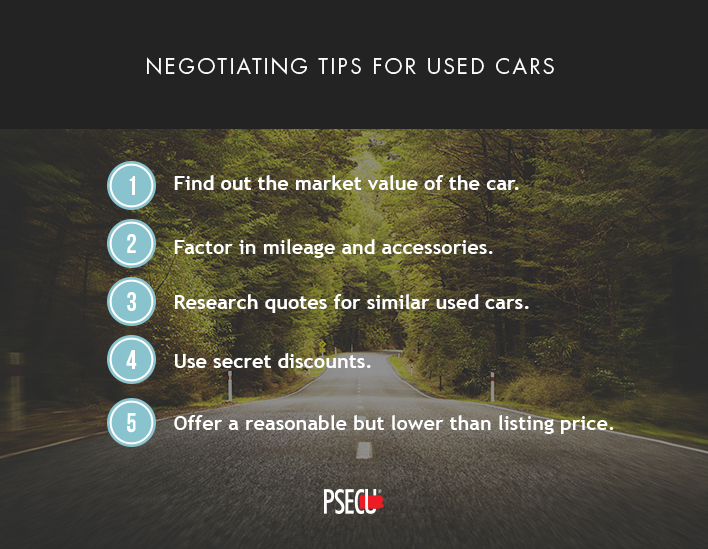 car shopping 101 what to know when buying a new or used car one of the largest credit unions. Black Bedroom Furniture Sets. Home Design Ideas