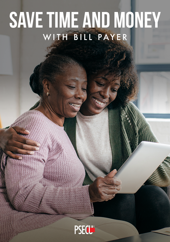 save time and money with bill payer