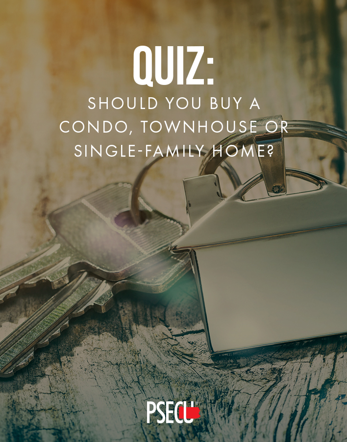 Should you buy a condo, townhouse or single family home?