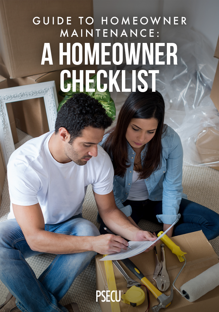 Guide to Homeowner Maintenance: A Homeowner Checklist