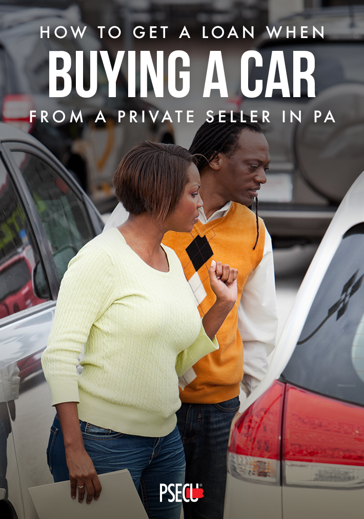 Buying A Car From A Private Seller >> How To Get A Loan When Buying A Car From A Private Seller In