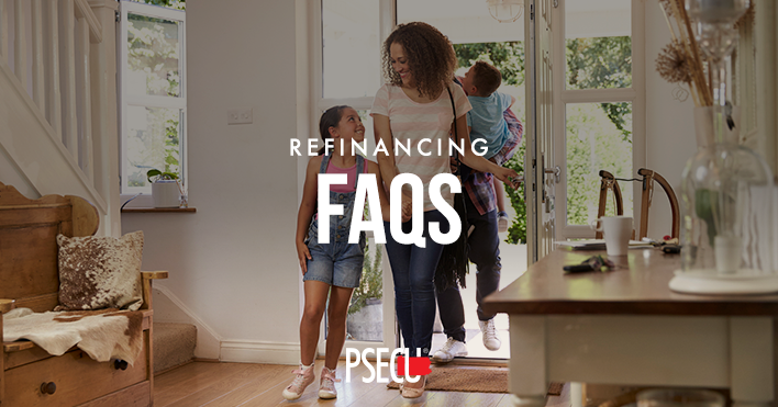 home refinance FAQs