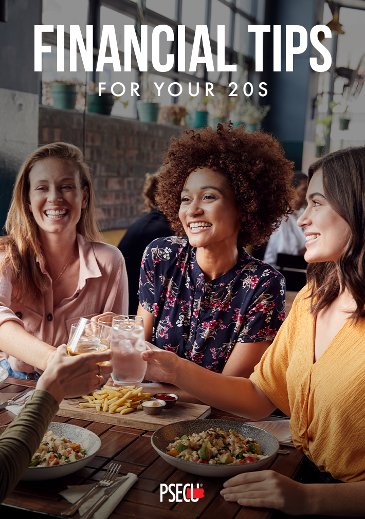 financial tips for your 20s