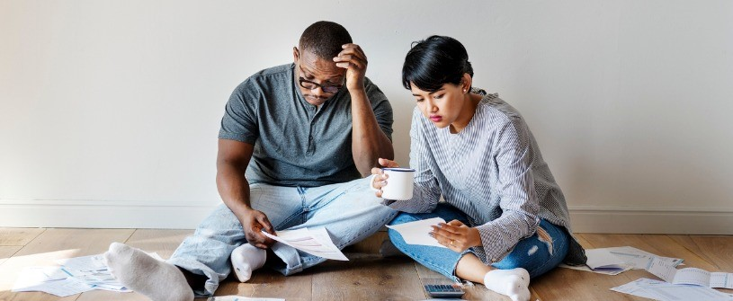 Will My Bad Credit Affect My Spouse?
